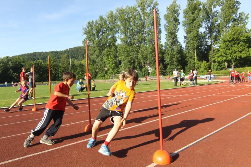 Spiel-Leichtathletik