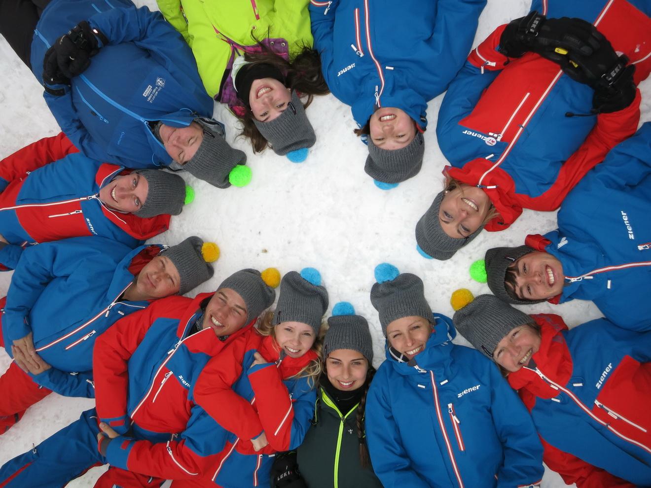 Skilehrernachwuchstraining