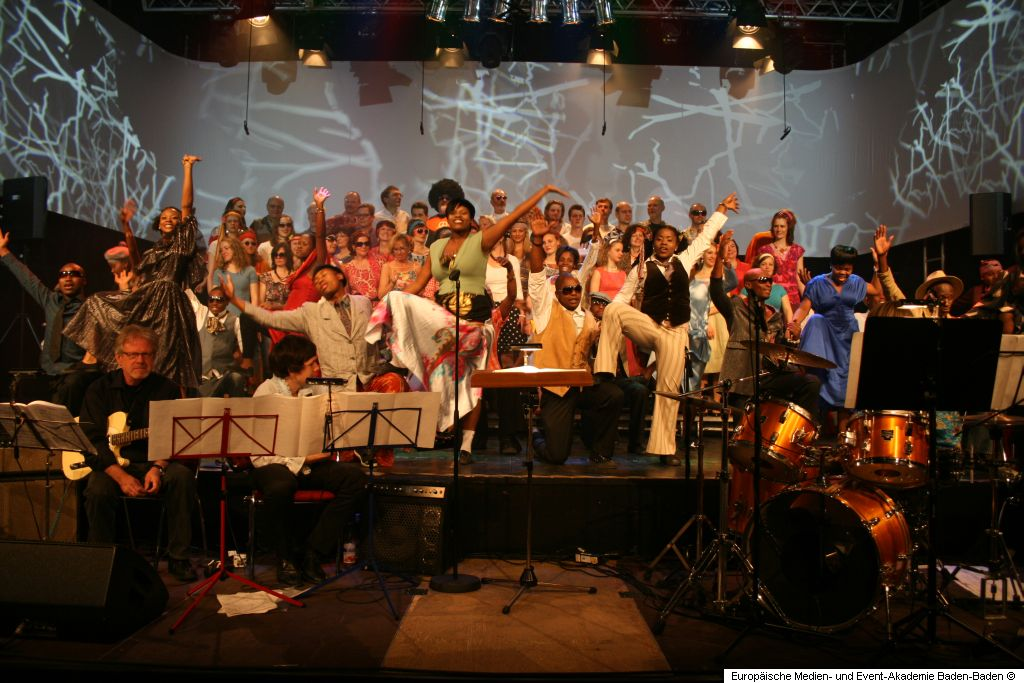 Rock On! - mit Lesede Show Choir