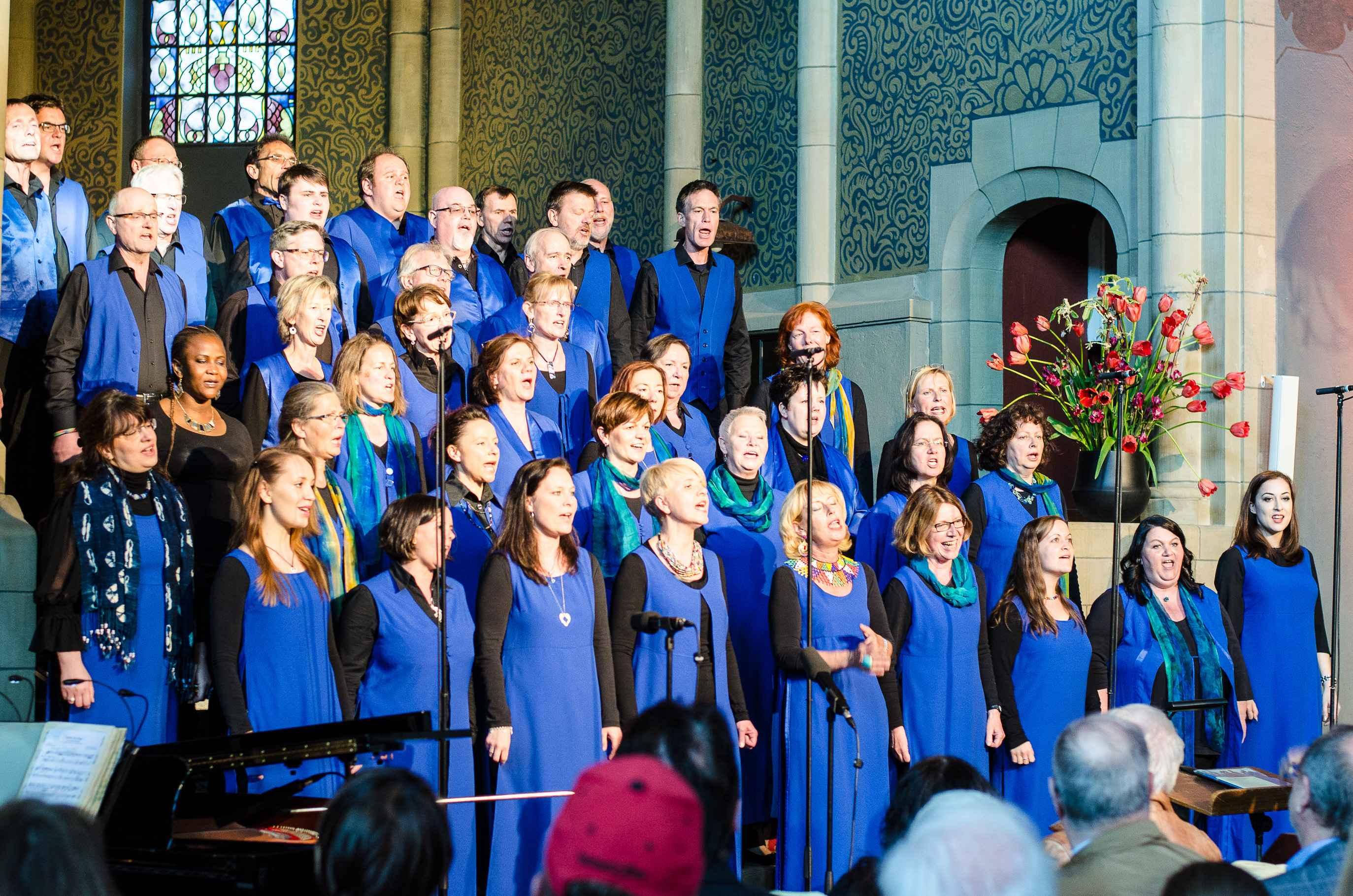 Benefiz-Gospel-Gala, Lutherkirche