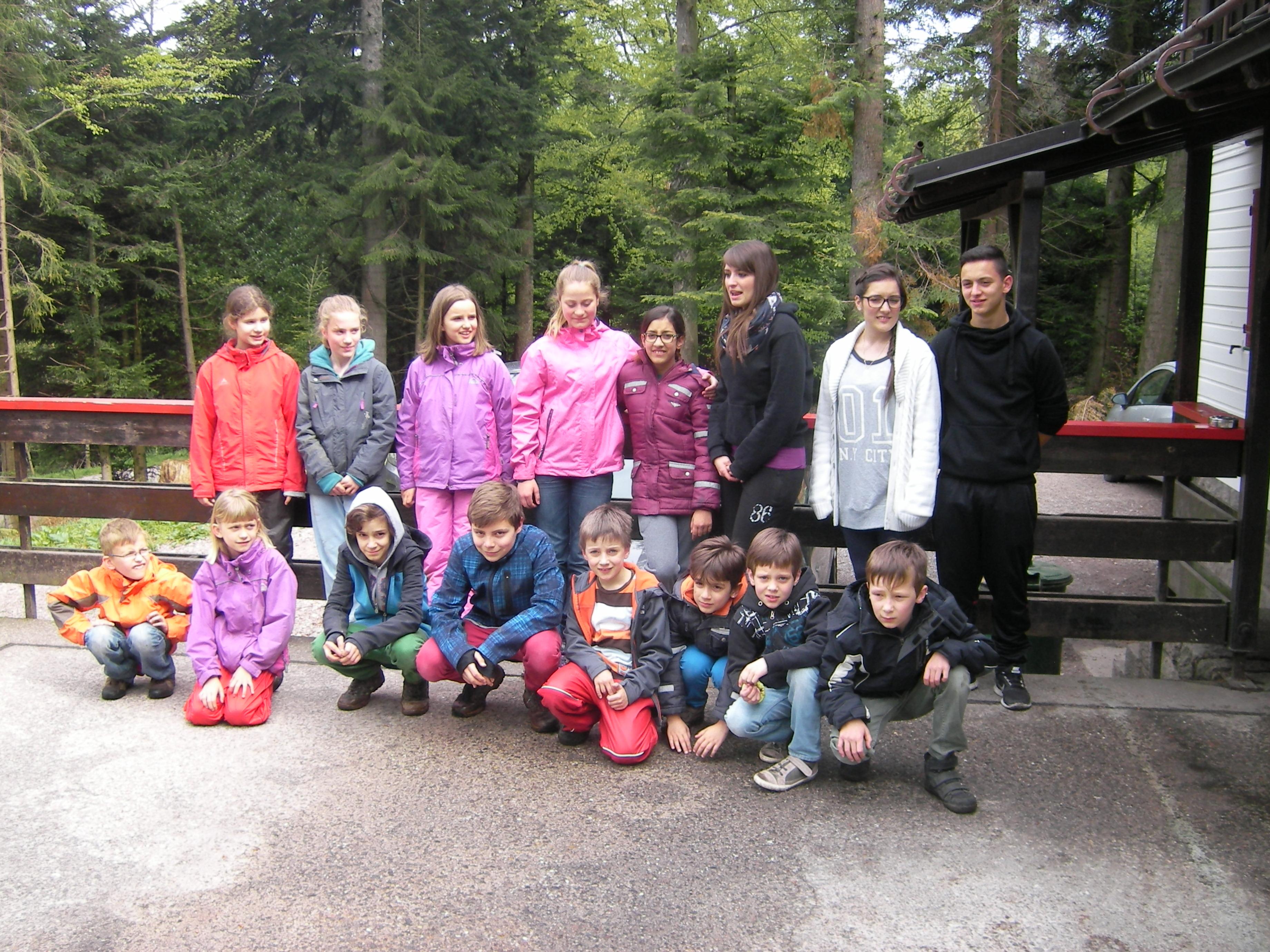 Sternsingerhütte 2014