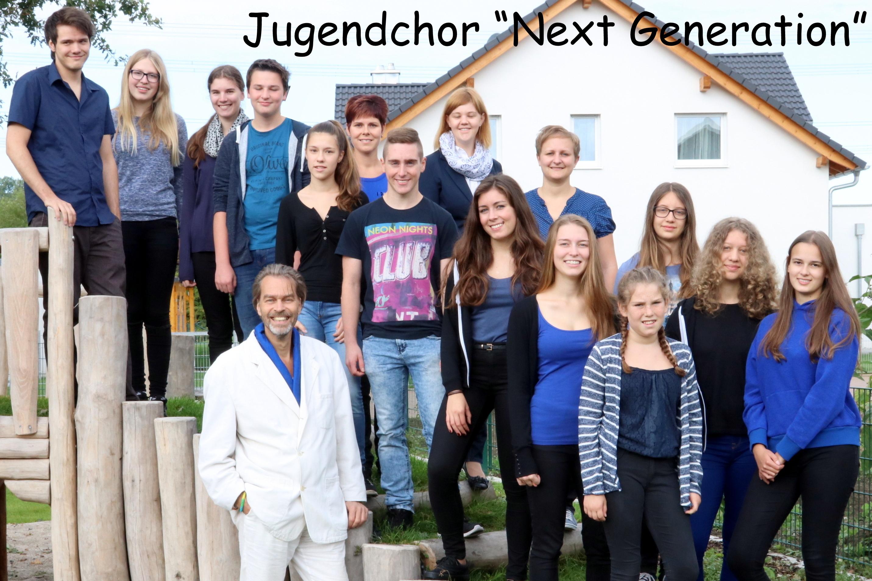 Jugendchor 2017