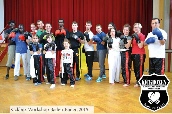 Kickboxing Baden-Baden