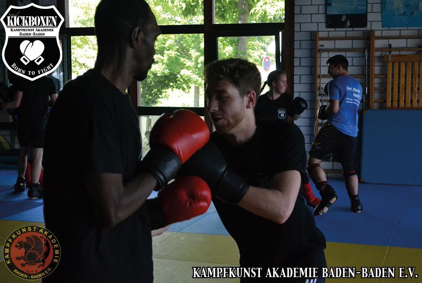 Kickboxen Baden-Baden