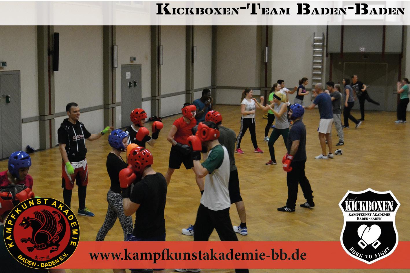 Kickbox Baden-Baden