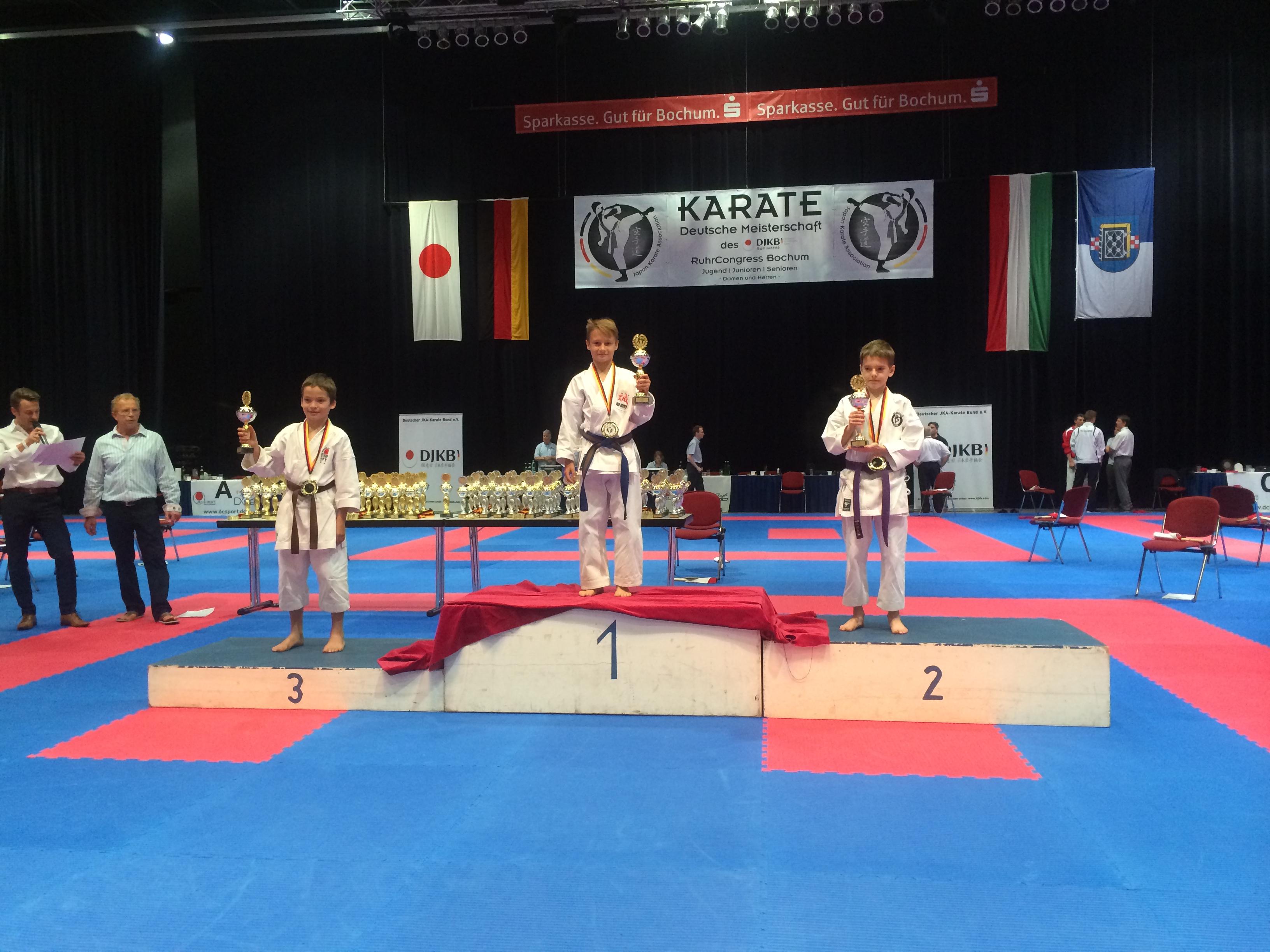 Deutsche Meisterschaft 2014 in Bochum