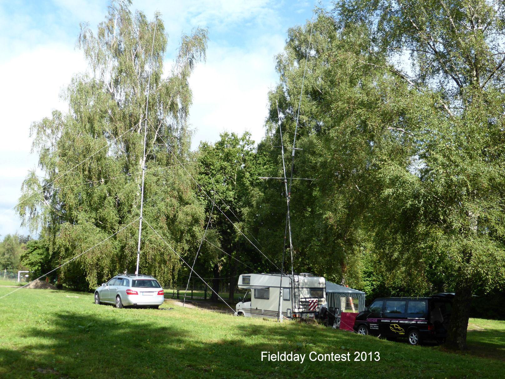 Intern. Fieldday Contest Ebersteinburg