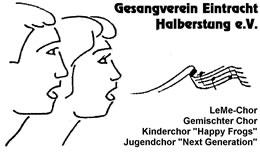 Gesangverein Eintracht  Halberstung e.V.